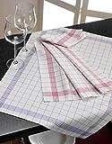 Geschirrtuch 10er Pack Küchentuch Küchenhandtuch 100% Baumwolle 50x70 cm
