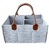 Best Regalo Diaper Bags - Feltro Storage Bag, baby Diaper Caddy organizer nursery Review