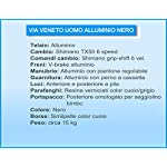 Via-Veneto-by-Canellini-Bicicletta-Bici-Citybike-CTB-Uomo-Vintage-Retro-Via-Veneto-Alluminio
