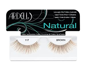Ardell 117 Brown False Eyelashes 1x 100 g