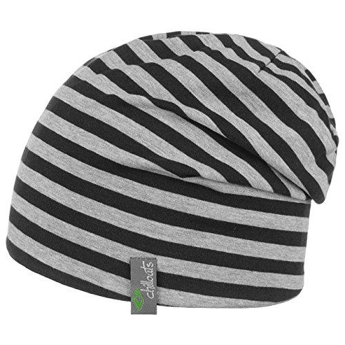 Bogota Hat - feine leichte trendige oversize long beanie Mütze für Herren und Damen...