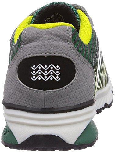 Geox J BERNIE B Jungen Sneakers Grau (GREY/GREENC0875)