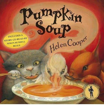 [( Pumpkin Soup )] [by: Helen Cooper] [Oct-2007]