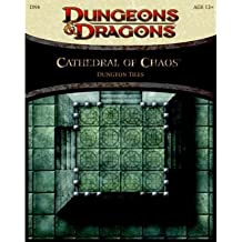 [(Cathedral of Chaos - Dungeon Tiles: a 4th Edition Dungeons & Dragons Accessory)] [by: Wizards of the Coast RPG Team]
