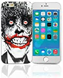 Phonix IP6WB1 DC Comics Custodia Originale con Batman Logo e Pellicola Proteggi Schermo per Apple iPhone 6, Multicolore