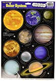 Solar System Peel 'N Place Party Accessory (1 count) (10/Sh)