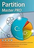 Produkt-Bild: Partition Master PRO - Festplatten Partition, Löschen, Bearbeiten, Verwalten - für Windows 10-8-7-Vista 32 und 64 BIT