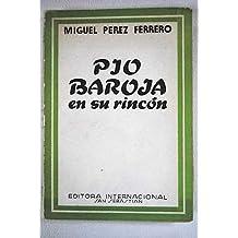 Pío Baroja en su rincón