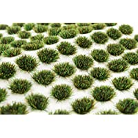 WWS Autumn 4mm Self Adhesive Static Grass x 100 Tufts AUT004 by wws