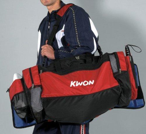 KWON® Sporttasche TDK Tasche Evolution Kampfsport Tasche Karate Taekwondo Judo