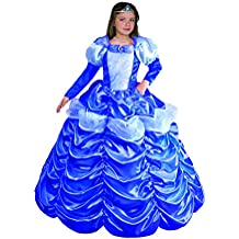 Amazon.it  Vestito di Carnevale per bambina La Principessa Sissi - 3 ... d75c7ed27bb