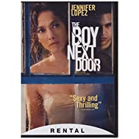 Boy Next Door (Dvd,2015) Rental Exclusive
