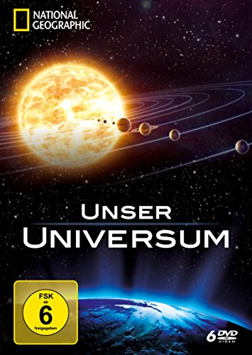 National Geographic - Unser Universum, Teil 1-4 (6 DVDs)
