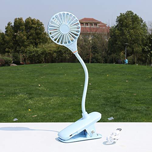 Mitlfuny -> Haus & Garten -> Küche,USB-wiederaufladbarer elektrischer Lüfter Biegsamer ()