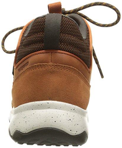 Teva M Arrowood Lux Mid Wp, Chaussures d'Athlétisme Homme Marron (Cognac/Cog)