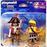 Playmobil Piraten-Kapitän