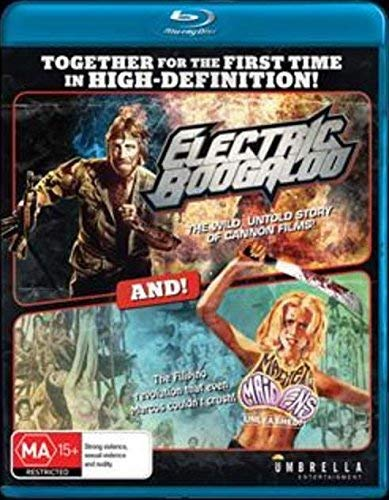 Electric Boogaloo & Machete Maidens Unleashed