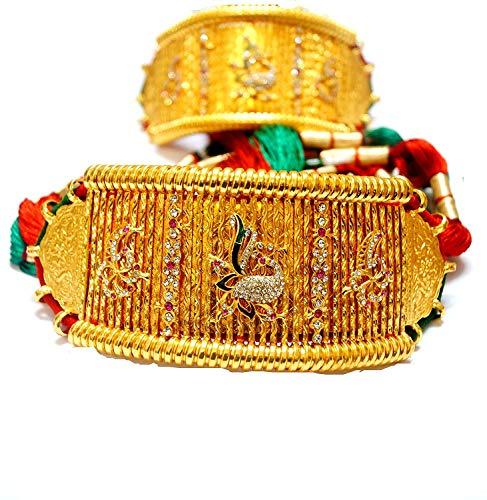 MJJEWEL Gold-Plated Armlet for Women
