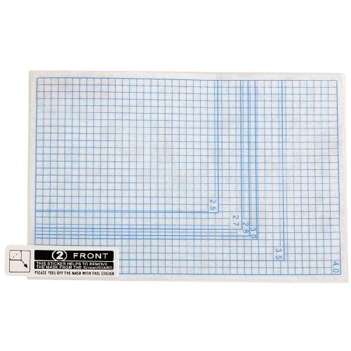 Hama LCD-Schutzfolie Universal bis 4