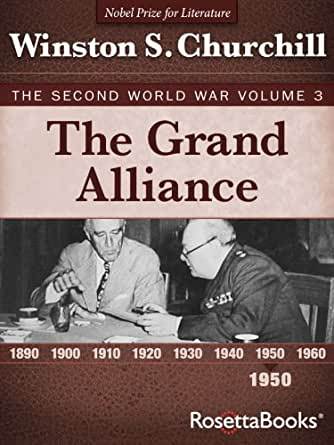 Role of the grand alliance in wwii