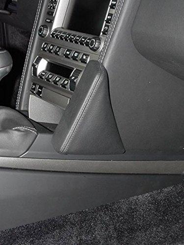 KUDA 089055 Halterung Kunstleder schwarz für Porsche 911 (997) / Boxster (987) / Cayman (987C) ab 2004 bis 2012 (Porsche Boxster Teile)