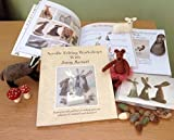 Needle Felting Workshops with Jenny Barnett: Inspiration and Guidance on Making Your Own Collection of Wonderful Wool Characters