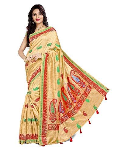 JagannathSaree Latest Design Assam Art Silk Traditional Saree with Blouse Piece New Collection Party Wear