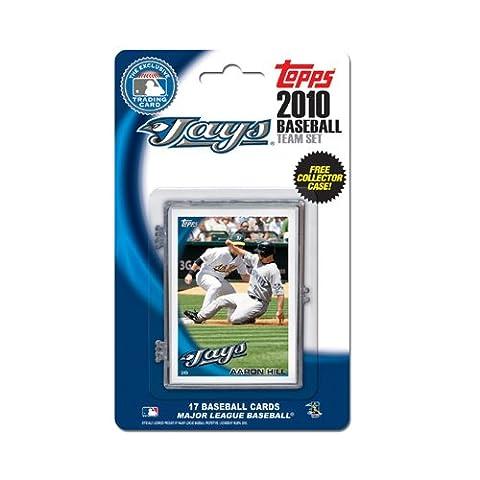 MLB Toronto Blue Jays 2010 Team Sets