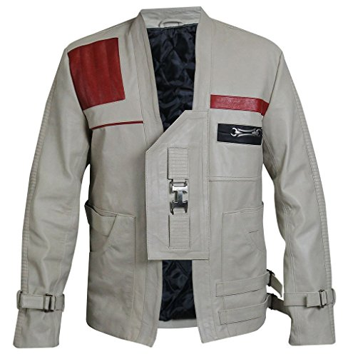 Clara Leather Jackets -  Giacca - Uomo Beige S
