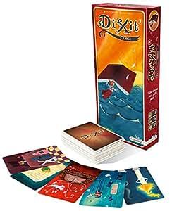 Asterion Dixit 2 Quest, Gioco da Tavolo, Multicolore, DIX02IT