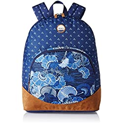 Roxy Otoño/Invierno 16Mochila, 18.0L, Perpetual Flower Azul Print