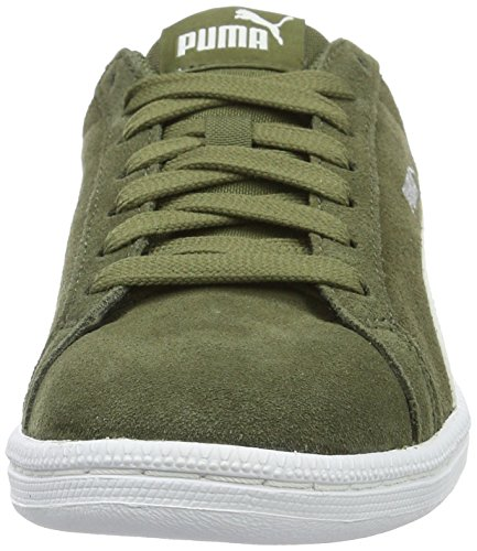 Puma Smash SD, Unisex-Erwachsene Sneaker Grün