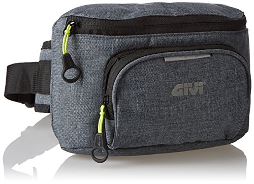 Givi EA108GR, Easy Bag - Marsupio, Grigio, 2 lit