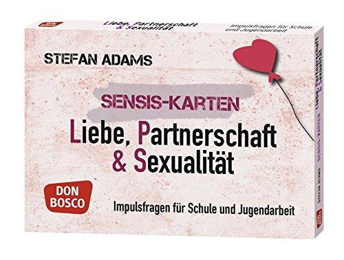 Sensis-Karten Liebe, Partnerschaft & Sexualität: Impulsfragen für Schule und Jugendarbeit