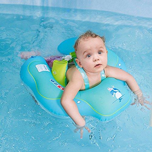 Baby Aufblasbarer Schwimmring Schwimmen Ausbildung Kleinkind Schwimmbad Spielzeug Kinder Schwimmen Ring für Familienaktivitäten
