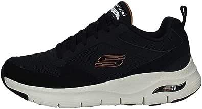Skechers Scarpe Arch Fit-SERVITICA CODICE 232101-BLK Black