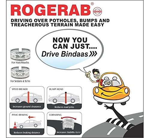 ford eeco sport suspension rogerab (set of 4 pcs) FORD EECO SPORT SUSPENSION ROGERAB (Set of 4 Pcs) 51Tyz1980EL