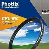 Filtre polarisant circulaire 58mm Phottix cpl-mc slim