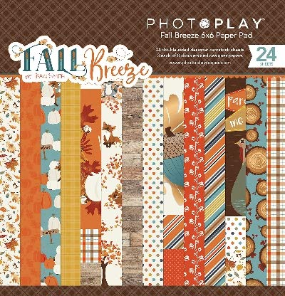 Pkg Fall (PhotoPlay Double-Sided Paper Pad 6