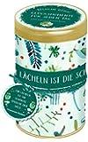 Sprüchedose - Nimm eins! Glücksmomente für jeden Tag (All about green): 100 Spruchkärtchen