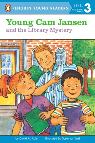 Young Cam Jansen and the Library Mystery (English Edition)