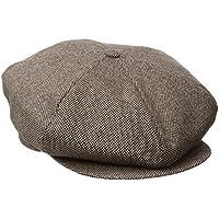 Brixton–Cappello unisex Cap Cap Ollie, Unisex, Cap Ollie, marrone, (Cappuccio Foderato Hat)