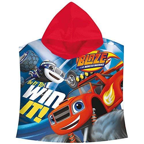 Kids Licensing bl16029Kapuzenbadetuch für Blaze