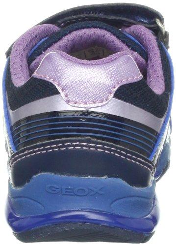 Geox J Magica Z, Sneaker bambine Blu Navy/Sky Blu (Navy/Sky)