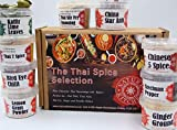 Thai Seasonings and Spice Selection