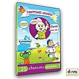 DVD Comptines animées- Animation vidéo