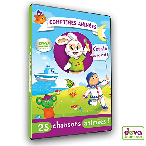 DVD Comptines...