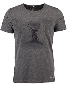 Spieth & Wensky T-Shirt Gucht Dunkelgrau