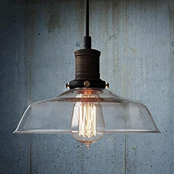 Nostralux modern industrial retro glass pendant lamp ceiling nostralux modern industrial retro glass pendant lamp ceiling lights e27 amber aloadofball