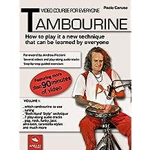 Video course for everyone Tambourine. Volume 1 (Italian Edition)